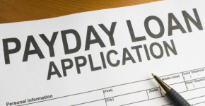 Online Payday Loan Application
